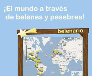 Visita belenario, el mundo en belenes!