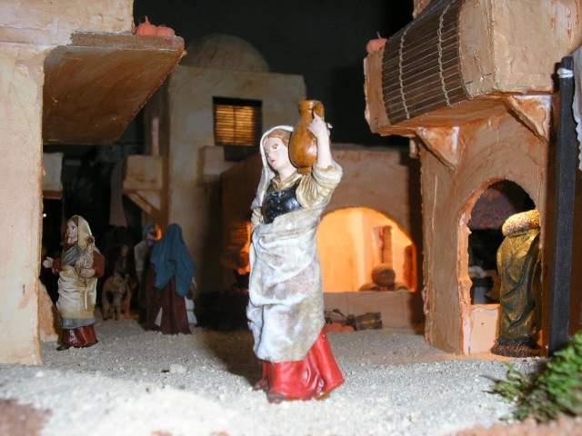 Pastora. Belén de Alex y David Tormos Lahuerta (Museros - Valencia)