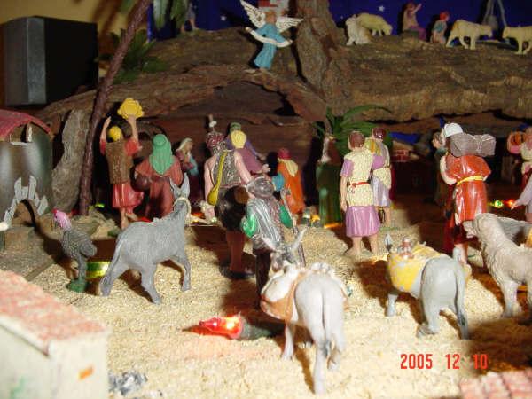 Cantandole a Jesus. Belén de Cristian Carrion Gisbert (Alcoy - Alicante)
