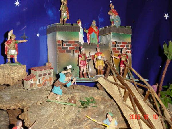 Fortaleza de Herodes 1. Belén de Cristian Carrion Gisbert (Alcoy - Alicante)
