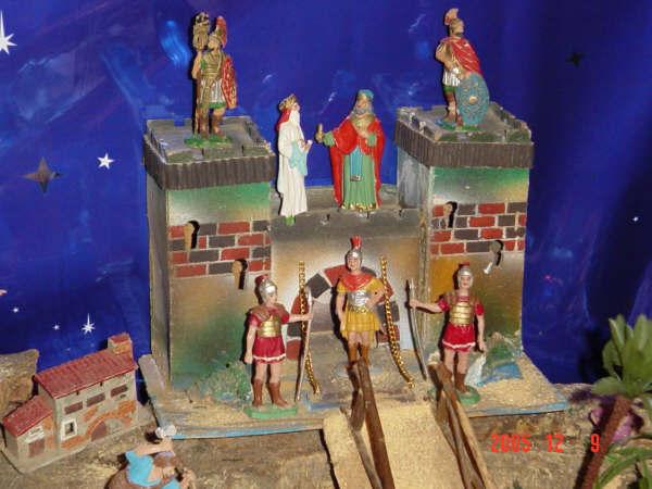 Fortaleza de Herodes. Belén de Cristian Carrion Gisbert (Alcoy - Alicante)