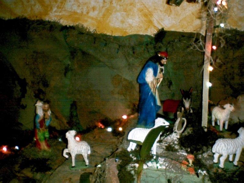 Nacimiento 2005 02. Belén de Enio Paúl Alvarez Morales (La Antigua Guatemala - Guatemala)