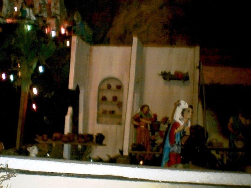 Nacimiento 2005 03. Belén de Enio Paúl Alvarez Morales (La Antigua Guatemala - Guatemala)