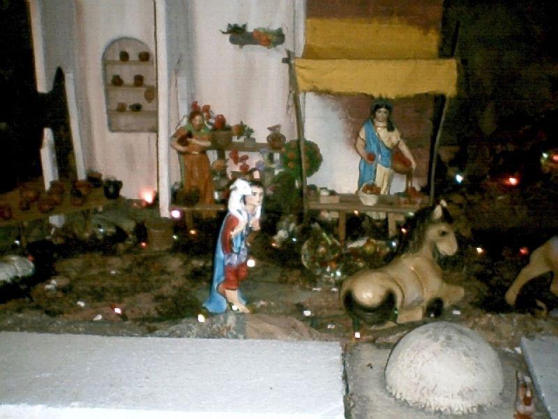 Nacimiento 2005 04. Belén de Enio Paúl Alvarez Morales (La Antigua Guatemala - Guatemala)