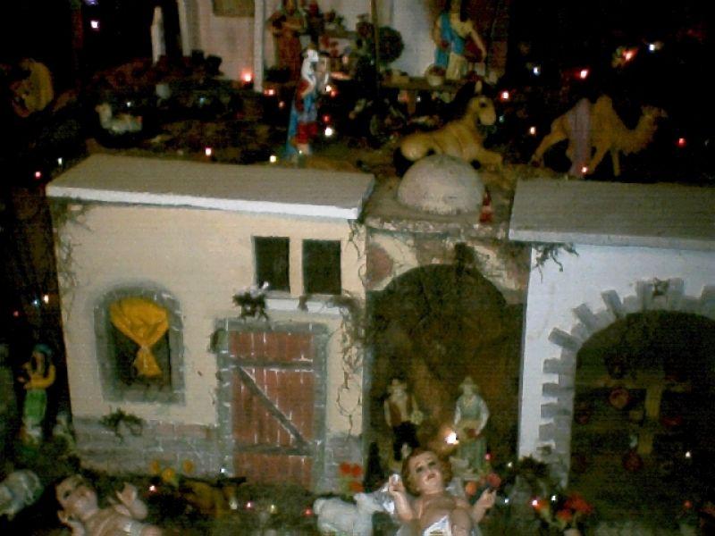 Nacimiento 2005 10. Belén de Enio Paúl Alvarez Morales (La Antigua Guatemala - Guatemala)