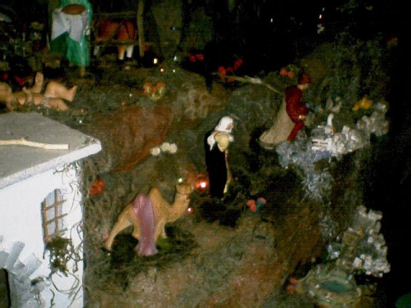 Nacimiento 2005 11. Belén de Enio Paúl Alvarez Morales (La Antigua Guatemala - Guatemala)