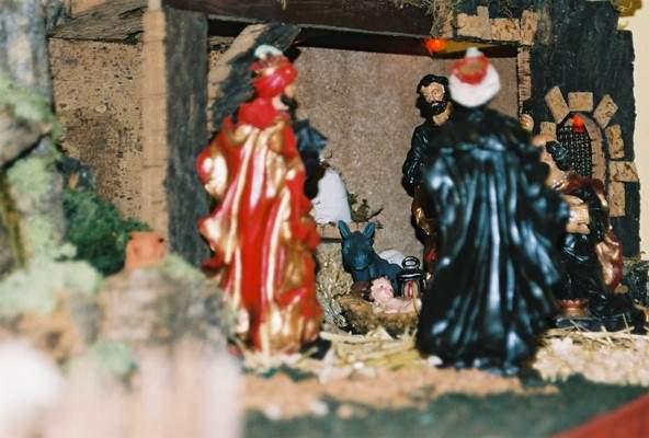 Cnv00025. Belén de la Familia Bermudo Alcocer (Montequinto - Dos Hermanas - Sevilla)