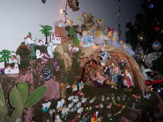 Portal. Belén de la Familia Contreras (San Salvador de Jujuy - Argentina)