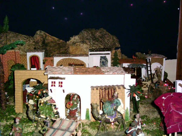 Reyes. Belén de Isa Sabinillas-Manilva (Málaga)