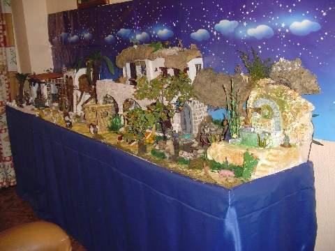 El Nacimiento 2005-2006 001. Belén de Jesús B. (Algeciras)