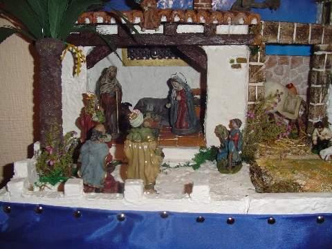 El Nacimiento 2005-2006 002. Belén de Jesús B. (Algeciras)