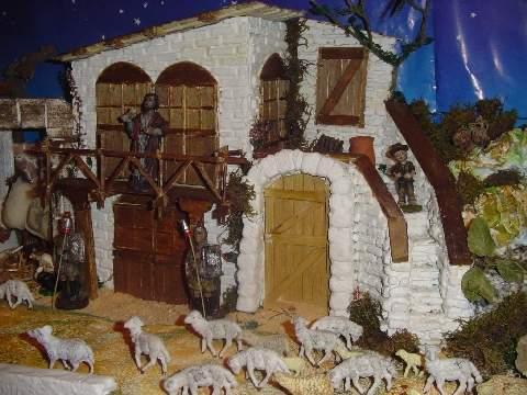 El Nacimiento 2005-2006 003. Belén de Jesús B. (Algeciras)