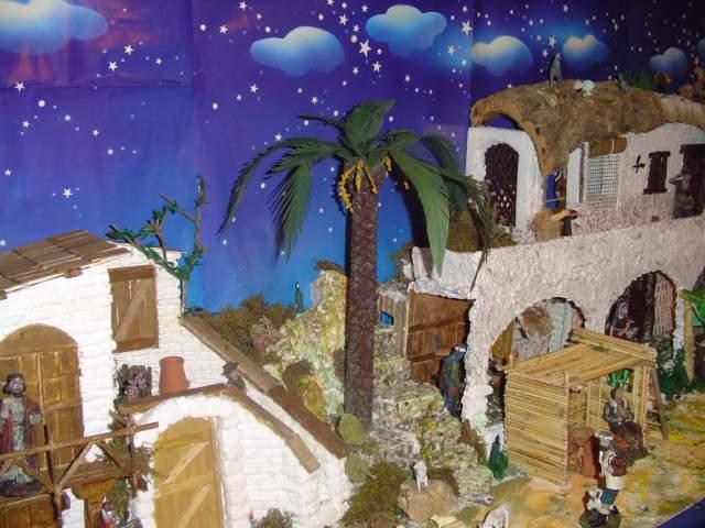 El Nacimiento 2005-2006 004. Belén de Jesús B. (Algeciras)