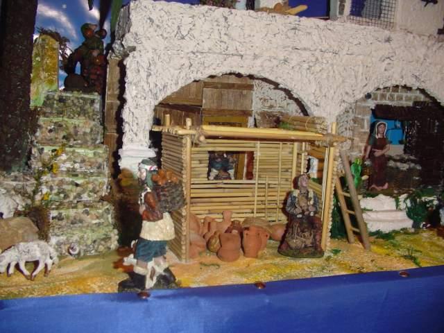 El Nacimiento 2005-2006 005. Belén de Jesús B. (Algeciras)