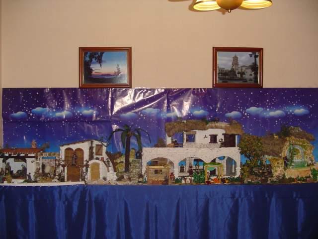 El nacimiento 2006-2. Belén de Jesús B. (Algeciras)