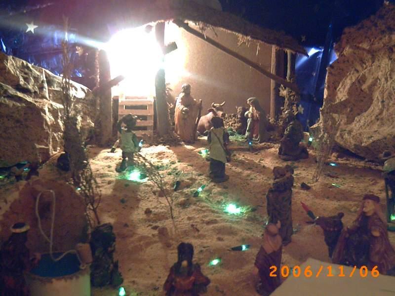 nd_nacimiento con pastores. Ana Pérez (Villagarcía del Llano - Cuenca)