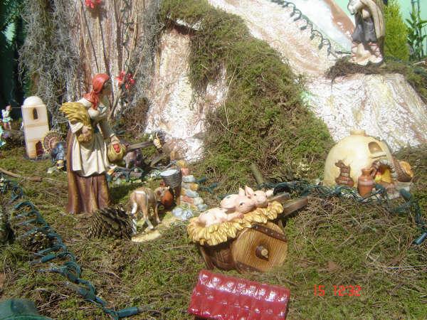 Nacimiento Casa Sanchez 005. Belén de Carlos Sánchez (Ciudad de Puebla - México)