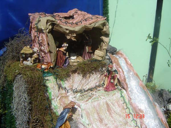 Nacimiento Casa Sanchez 008. Belén de Carlos Sánchez (Ciudad de Puebla - México)