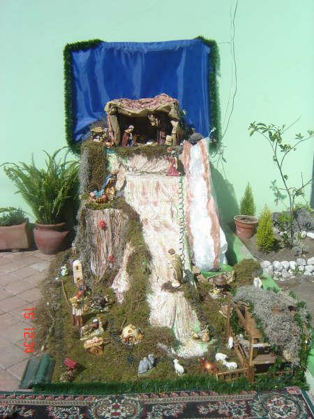 Nacimiento Casa Sanchez 010. Belén de Carlos Sánchez (Ciudad de Puebla - México)