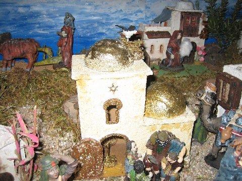 Sinagoga-34. Belén de Charo Bodega (La Rioja)
