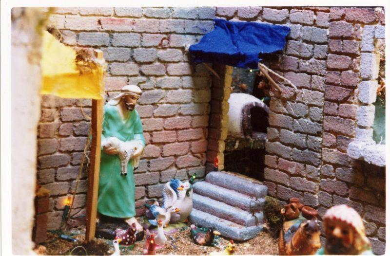 Nacimientos 2006 02. Belén de Enio Paul Alvarez (Guatemala - Guatemala)