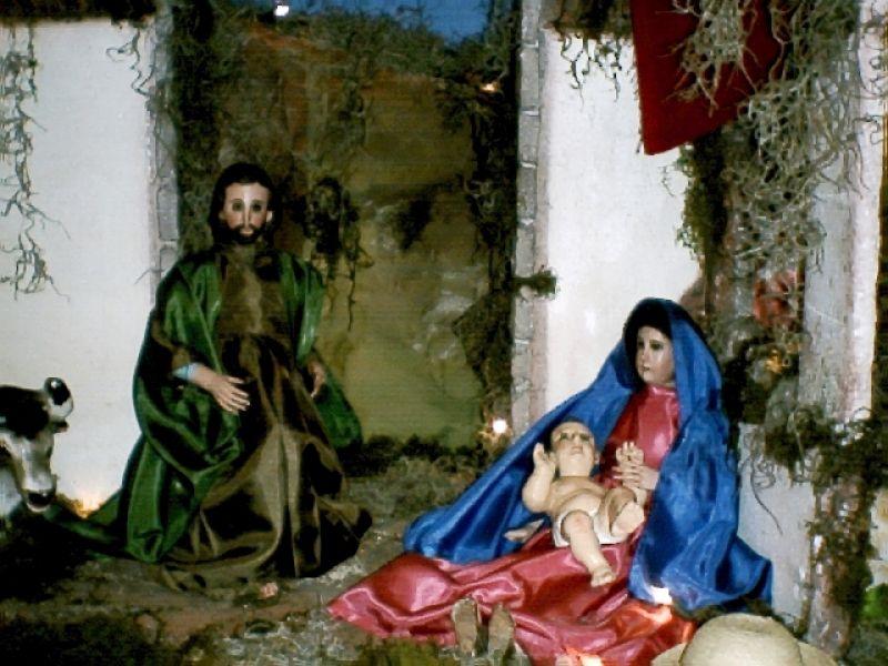 Navidad 012006. Belén de Enio Paul Alvarez (Guatemala - Guatemala)