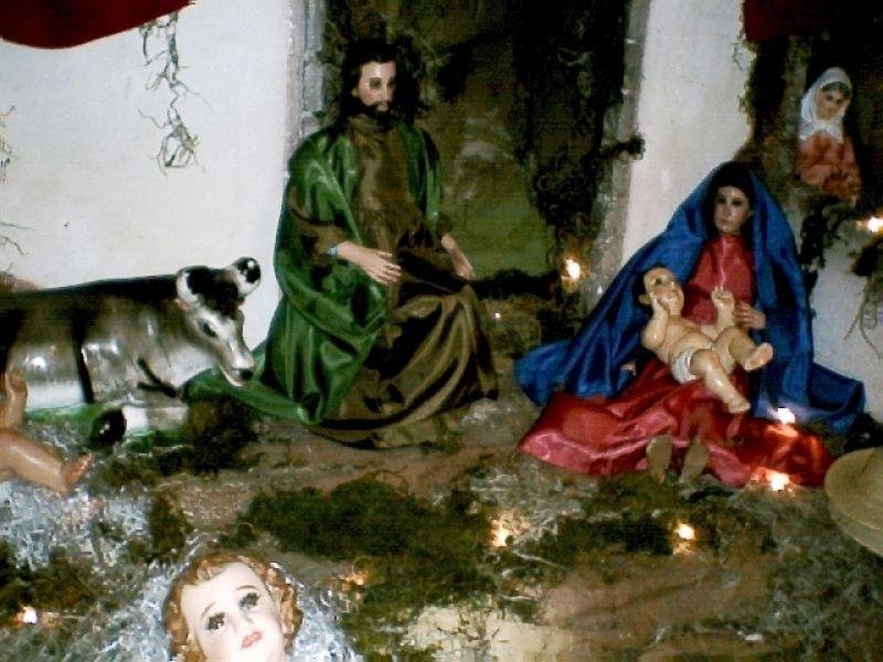 Navidad 022006. Belén de Enio Paul Alvarez (Guatemala - Guatemala)