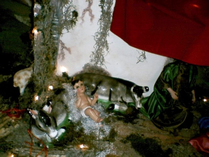 Navidad 032006. Belén de Enio Paul Alvarez (Guatemala - Guatemala)