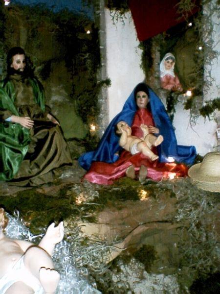 Navidad 082006. Belén de Enio Paul Alvarez (Guatemala - Guatemala)