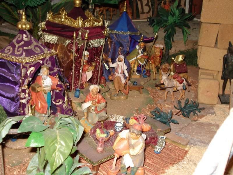 nd_11-Presentacion de Los Reyes Magos. Belén de Jiménez Gómez (República Dominicana)