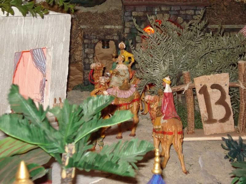 nd_13-La Cabalgata de Los Reyes. Belén de Jiménez Gómez (República Dominicana)