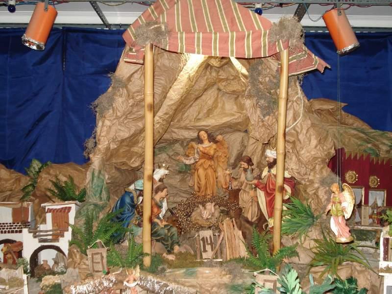 nd_14-La Adoracion de Los Reyes. Belén de Jiménez Gómez (República Dominicana)