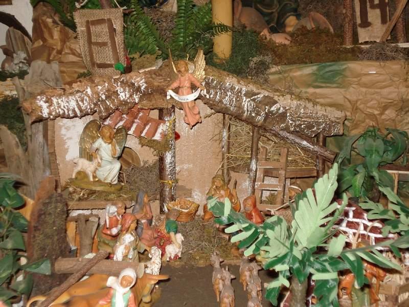 nd_8-El Nacimiento de Jesus. Belén de Jiménez Gómez (República Dominicana)