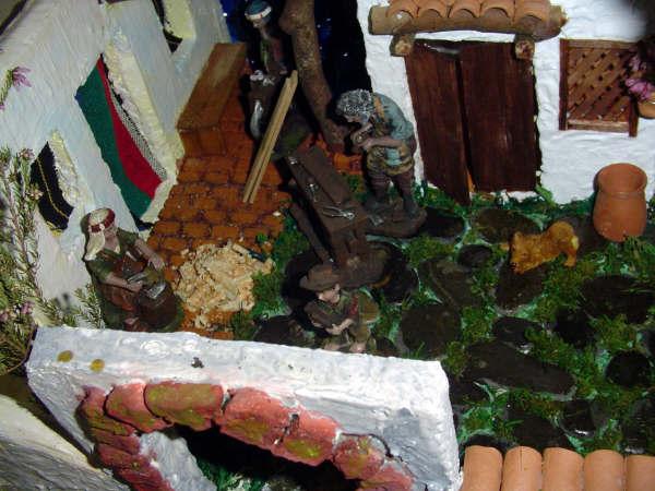 NAVIDAD 06-07  8[1]. Belén de Jesús Francisco Bocio (Algeciras - Cádiz)