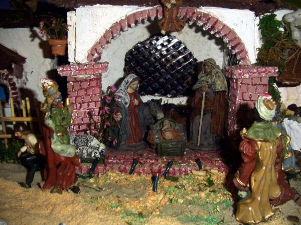 Navidad  06-07 19[1]. Belén de Jesús Francisco Bocio (Algeciras - Cádiz)