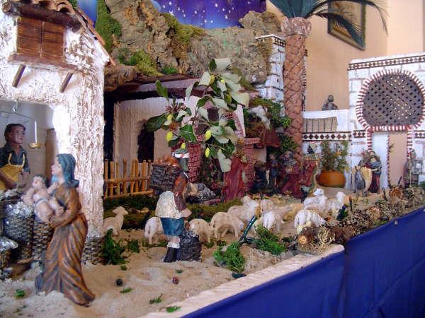 Navidad 06-07 16[1]. Belén de Jesús Francisco Bocio (Algeciras - Cádiz)