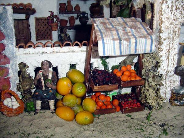 Navidad 06-07 35[1]. Belén de Jesús Francisco Bocio (Algeciras - Cádiz)