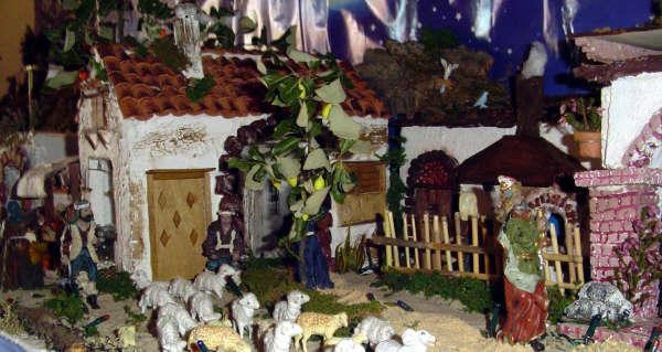 Navidad 06-07 36[1]. Belén de Jesús Francisco Bocio (Algeciras - Cádiz)