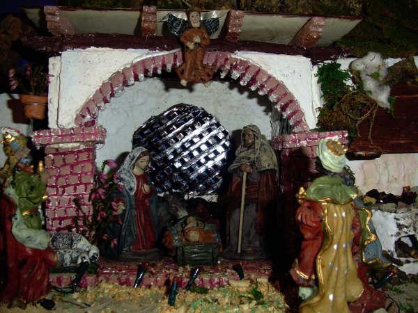 Navidad 06-07 4[1]. Belén de Jesús Francisco Bocio (Algeciras - Cádiz)