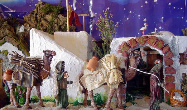 Navidad 06-07- 8[1]. Belén de Jesús Francisco Bocio (Algeciras - Cádiz)