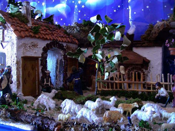 Navidad 06-72 5[1]. Belén de Jesús Francisco Bocio (Algeciras - Cádiz)