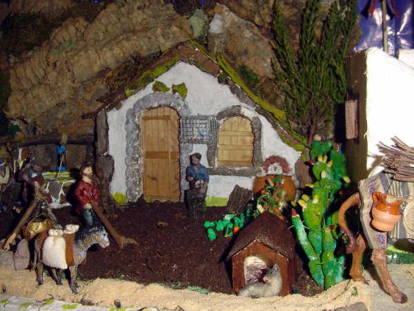 Navidad 2006-2 44[1]. Belén de Jesús Francisco Bocio (Algeciras - Cádiz)