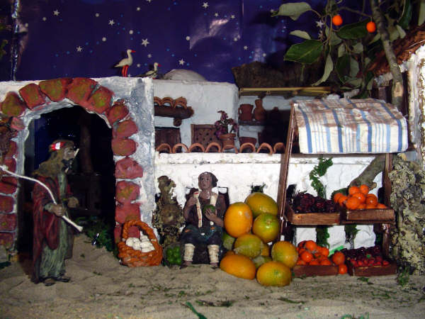Navidad 2006-2 7[1]. Belén de Jesús Francisco Bocio (Algeciras - Cádiz)