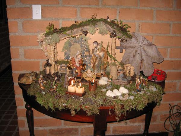 Navidad 2006 008. Belén de Mauricio Uribe Duque (Medellín - Colombia)