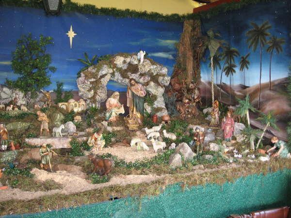 Navidad 2006 015. Belén de Mauricio Uribe Duque (Medellín - Colombia)