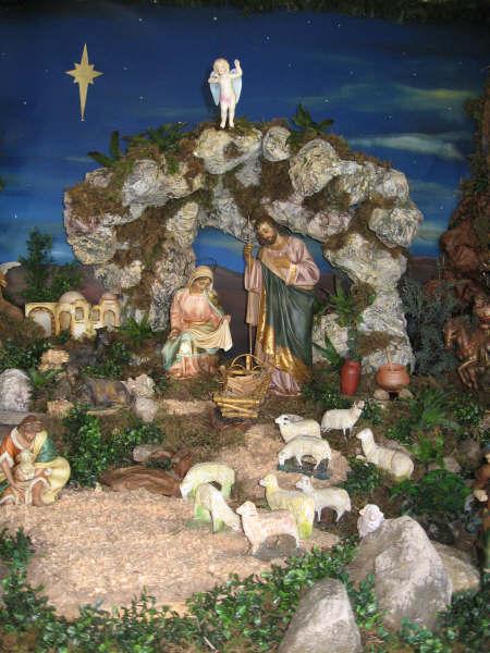 Navidad 2006 016. Belén de Mauricio Uribe Duque (Medellín - Colombia)