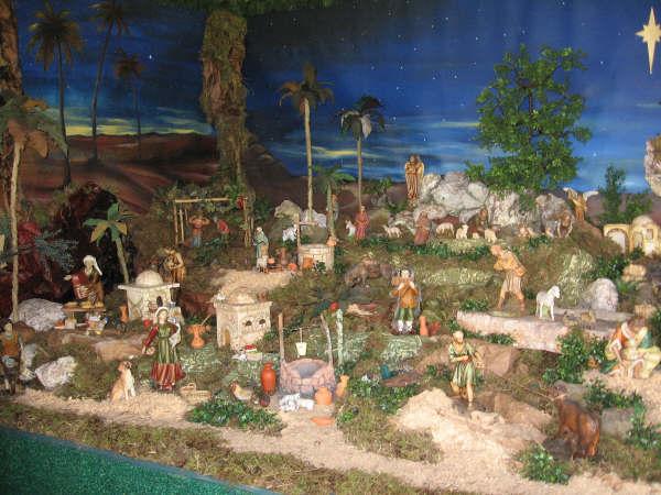 Navidad 2006 017. Belén de Mauricio Uribe Duque (Medellín - Colombia)