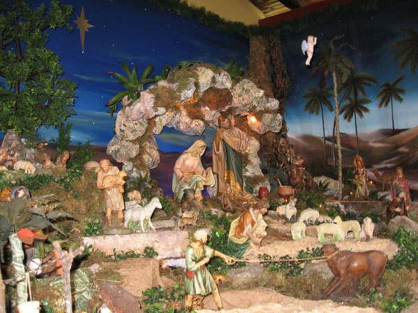 Navidad 2006 022. Belén de Mauricio Uribe Duque (Medellín - Colombia)