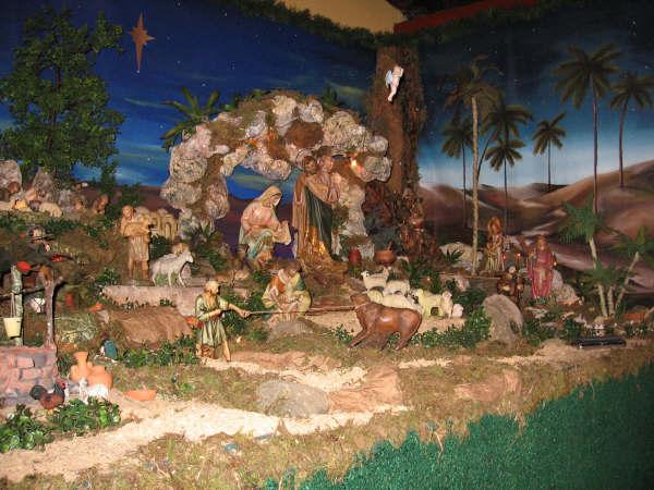 Navidad 2006 031. Belén de Mauricio Uribe Duque (Medellín - Colombia)
