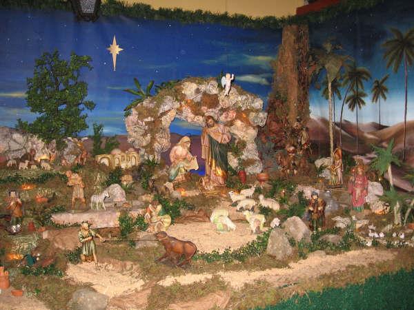 Navidad 2006 036. Belén de Mauricio Uribe Duque (Medellín - Colombia)